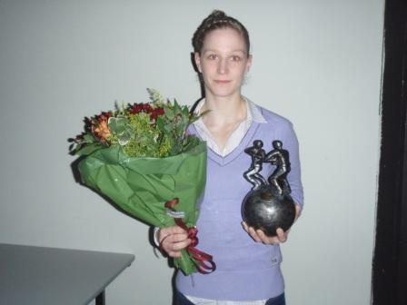 Hanne Van Bossele is sportlaureaat