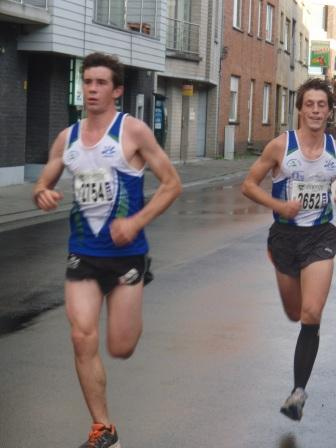 Thomas De Bock wint Calipage Run